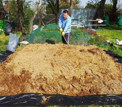 A komposztrecept hozzávalói